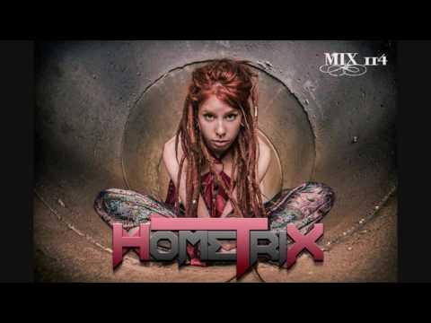HometriX 114 - NO WORDS - August 2016 - Trance Psytrance Deep electro Goa Full On -