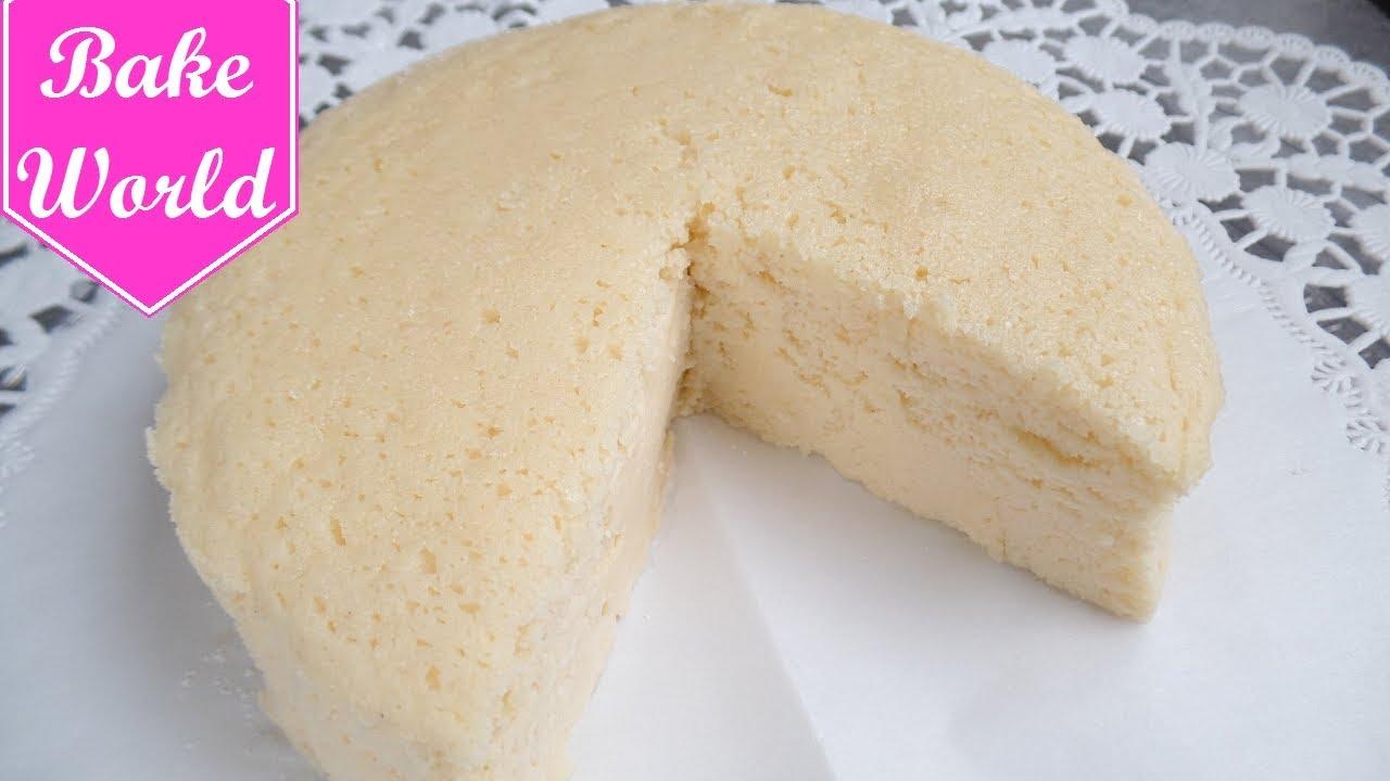 Japanischer Cotton Cheesecake Kasekuchen Rezept Youtube