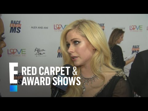 Avril Lavigne Talks Lyme Disease at Race to Erase MS Gala