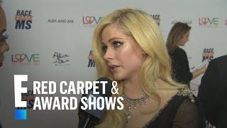 Video Avril Lavigne Talks Lyme Disease at Race to Erase MS Gala | E! Red Carpet & Live Events download MP3, 3GP, MP4, WEBM, AVI, FLV Oktober 2018