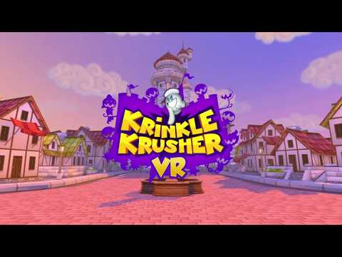 Krinkle Krusher VR uSens Dev Contest 2nd Place Award submission