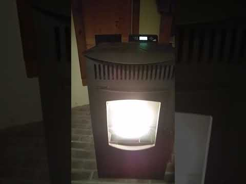 New Castle Serenity Pellet Stove