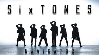 Youtube: NAVIGATOR / SixTONES