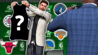 Lamelo Ball MyCareer #3 | NBA Draft & NBA Debut Vs Kevin Durant Post Injury