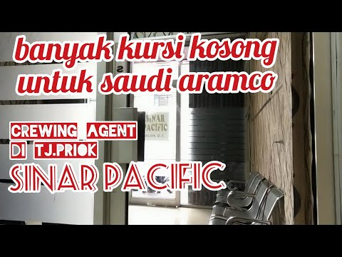 CREWING AGENT DI TANJUNG PRIOK | SINAR PASIFIK | daily Pelaut