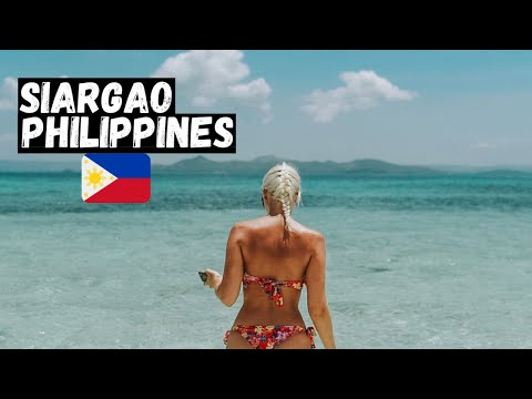 INSANE Siargao Island Hopping - Foreigners get NAKED?!!