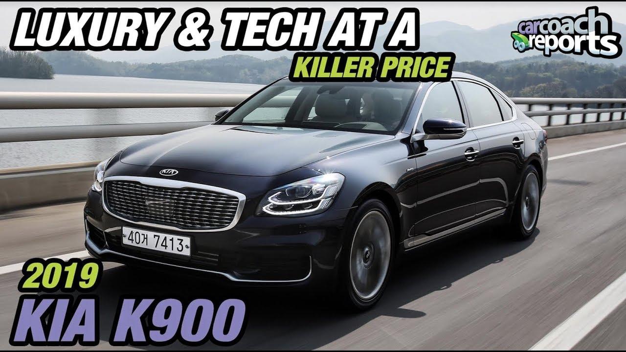 2019 Kia K900 Luxury And Tech At A Killer Price Youtube