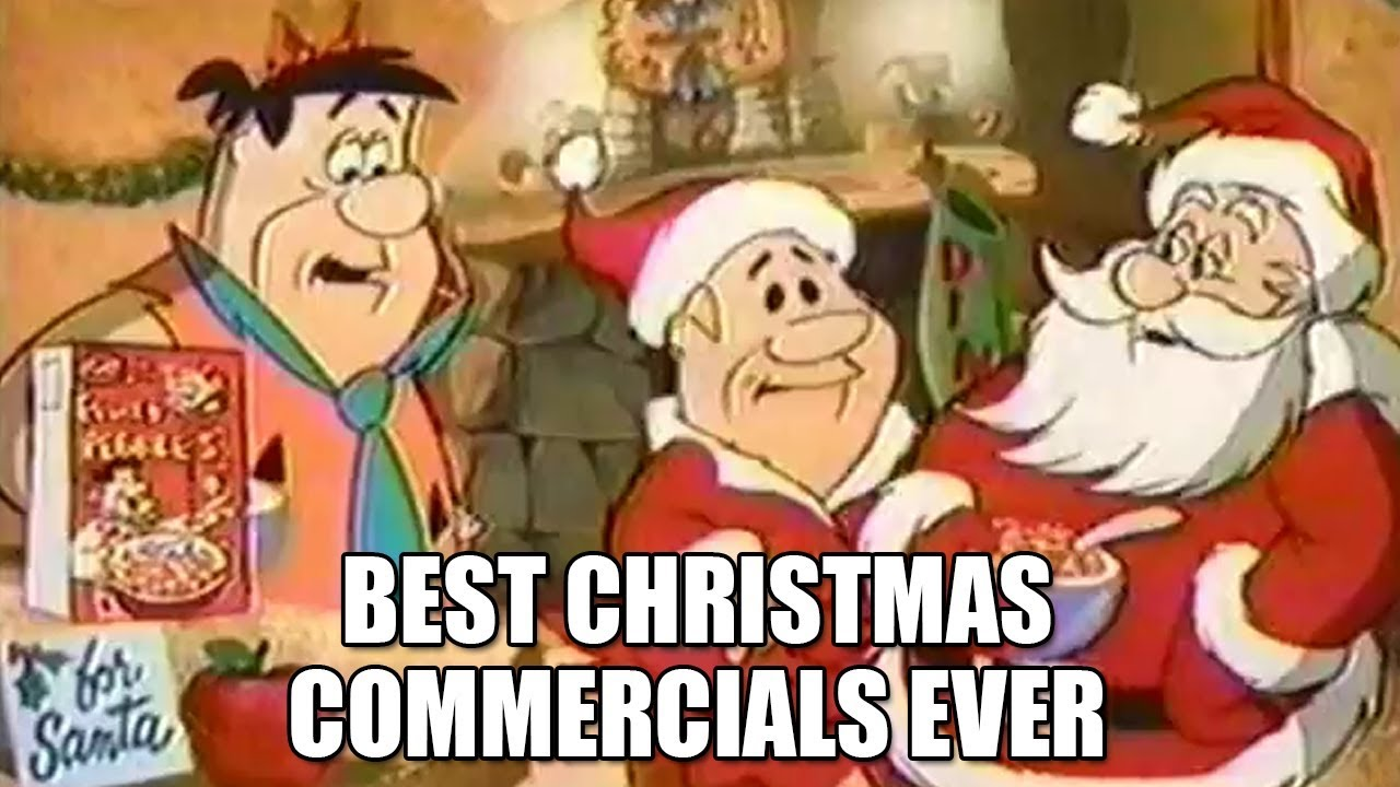 Best Christmas Commercials Best Christmas Commercials Ever Fruity Pebbles