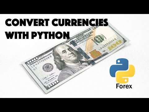 Python Currency Converter - How To Convert Currencies With Python?