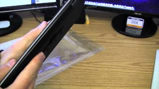 Unboxing: ACase Leather Case Cover (iPad Third Generation)