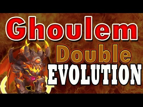 Castle Clash-Double Evolved Ghoulem/Who's Next To DEVO???