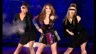 Helena Paparizou Mad Walk, Free Your Mind / Baby It