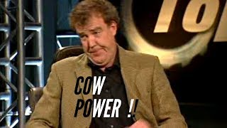 Top Gear Funny Clip : Cow Powerrr !