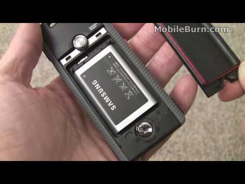 Rugged Samsung SGH-a657 for AT&T