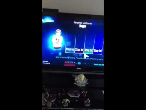 Problem With Ps4 Just Dance 2015 Camera