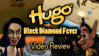 Hugo: Black Diamond Fever | Video Review - Have we Finally Found a Hugo Game That