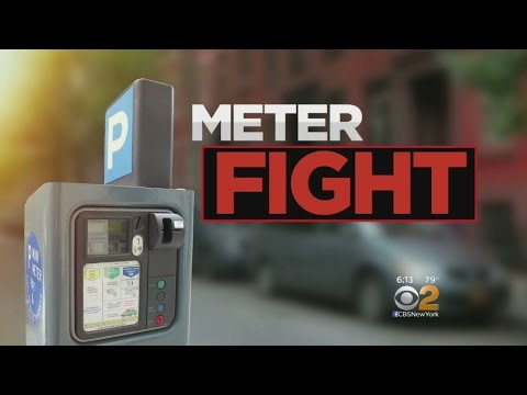 Brooklyn Parking Meter Fight