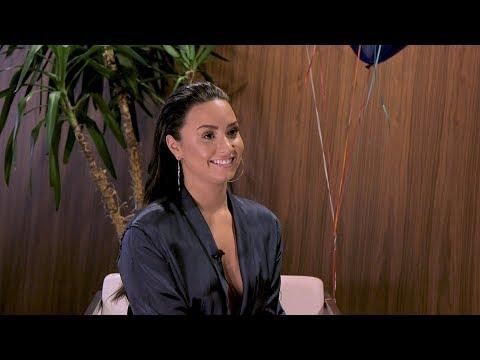 Demi Lovato Explains Why She Still Talks To Her Ex-Boyfriends