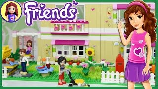 Lego Friends Olivia's House Set Building Review Play - Kids Toys(, 2015-11-13T15:21:07.000Z)