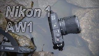 Обзор защищенной камеры Nikon 1 AW1