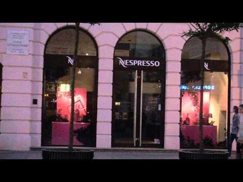 Nespresso Boutique in Warsaw
