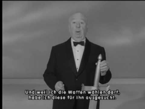 Alfred Hitchcock präsentiert - Synchronvergleich (1)