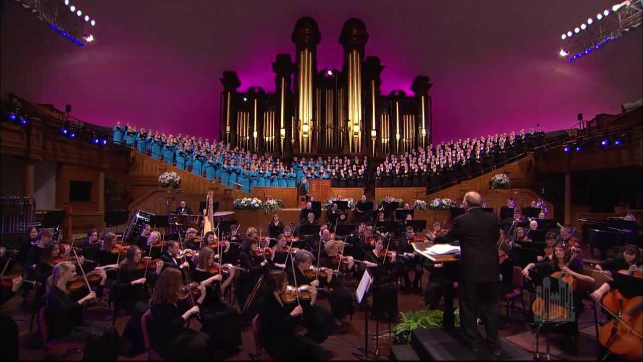 Down By The Riverside Mormon Tabernacle Choir Youtube