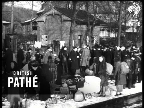 German Refugees (1945)