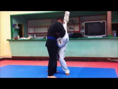 Self-defense Jiu-jitsu Japan