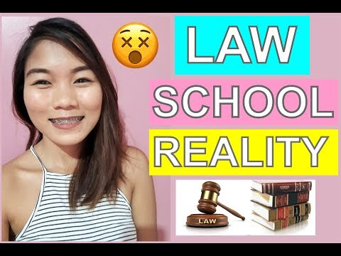LAW SCHOOL REALITY!