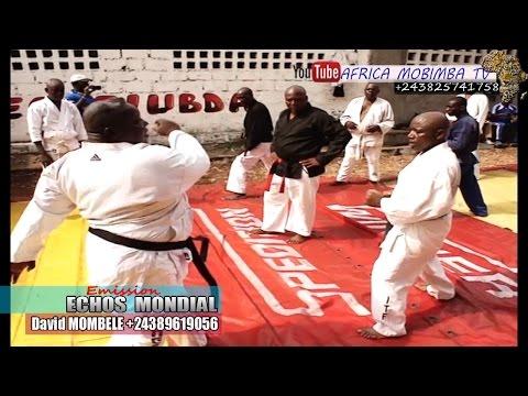 Academie Congolais des Arts Martiaux ekoti na kinshasa pe bamemi mopepe ya sika na sport botala