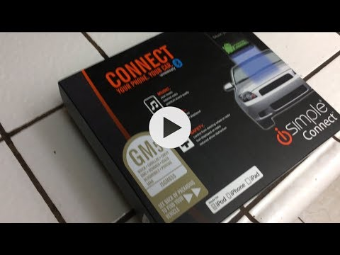 iSimple installed on Chevrolet Silverado 2003-2006