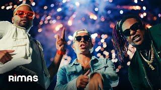 Baila Reggaeton - Carlos Arroyo x Zion & Lennox ( Video Oficial )