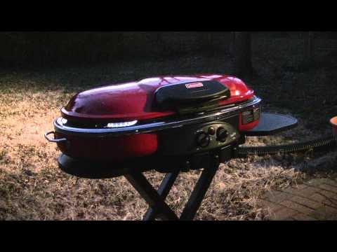 Coleman Roadtrip LXE Grill Review HD