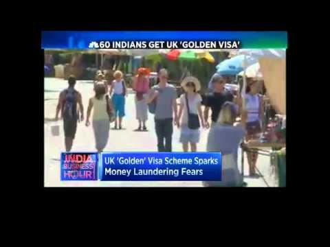 UK 'Golden' Visa Scheme Sparks Money Laundering Fears
