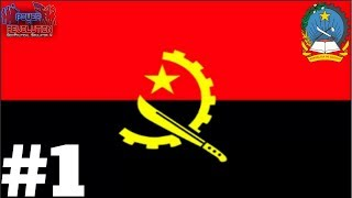 Geopolitical Simulator 4 2018- Angola - pt 1: THE NEW 2018 EDITION