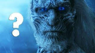 Как гримировали Белых Ходоков для сериала «Игра престолов». Game of Thrones White Walker Makeup