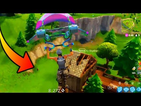 3 LAUNCHPADS IN 1 GAME!!!! (Fortnite Battle Royale)
