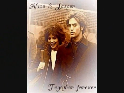 did jasper and alice dating in real life