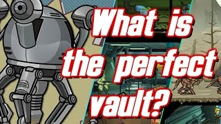 Fallout Shelter: What is the Perfect Vault?