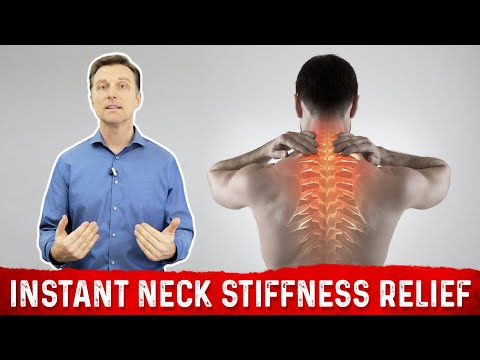 Instant Neck Pain & Stiffness Technique (Do-It-Yourself)