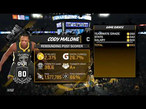FASTEST WAY TO MAKE YOUR CENTER A 99 OVERALL IN NBA 2K18! HOW TO GET ALL UPGRADES QUICK!