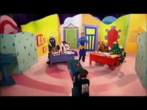 The Wiggles - Anthony's Workshop (2002)