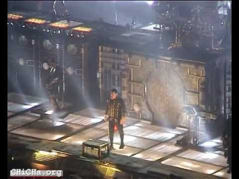 Rammstein - Barcelona, Spain (2004-11-11)