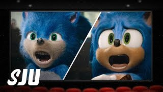 Did the Sonic Movie Redesign Pay Off?   SJU