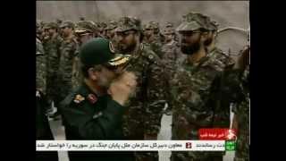 شهر موشکي سپاه در۵۰۰ متري زيرزمين
