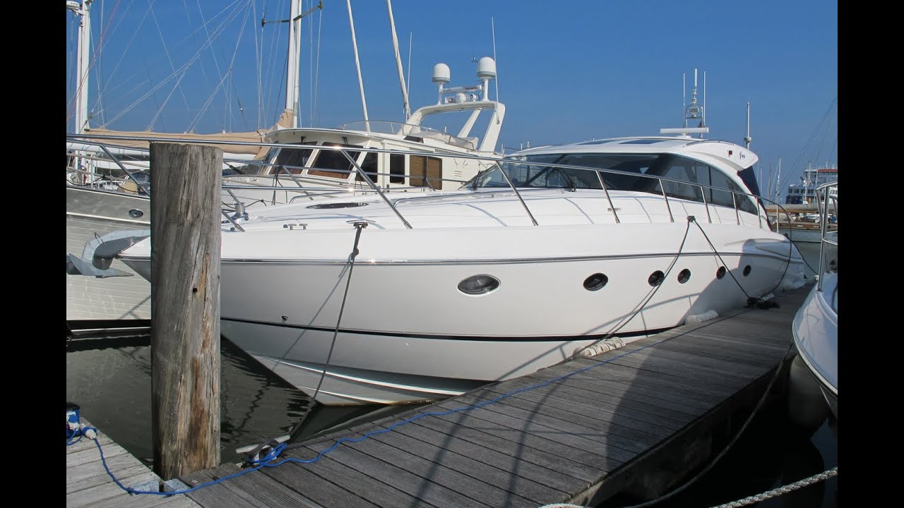 Download [OFF MARKET] Princess V53 (FORGE AHEAD) - Yacht for Sale - Berthon International Yacht Brokers
