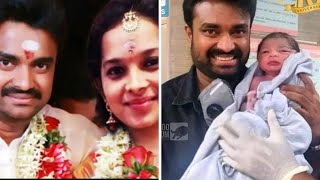 Director Al Vijay 1st Pic with boy Baby and Family Pics with wife Divya | Amala Paul Ex Husband
