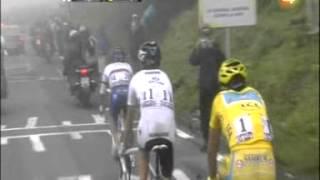 TOUR DE FRANCE 2010-TOURMALET parte 3