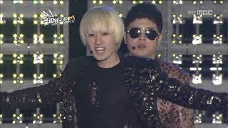 슈퍼주니어 Super Junior - 슈퍼맨 Super Man   [타임머신 - 2011 파워콘서트에서]